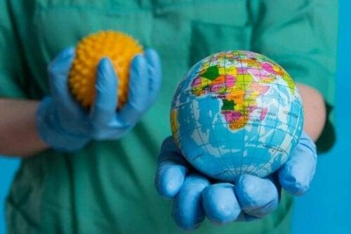 جائحة فيروس كورونا: فهم المصطلحات الوبائية