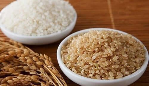 الفوائد الغذائية للأرز