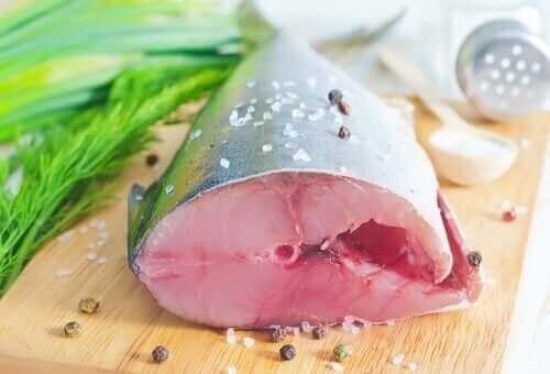 الفوائد الصحية للسمكة الزرقاء