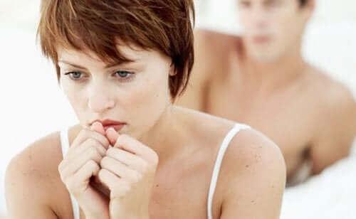 العجز الجنسي وتهيج المهبل