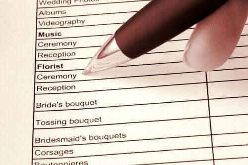 حفل الزفاف – نصائح لتنظيم حفل زفاف سريع دون الكثير من التخطيط