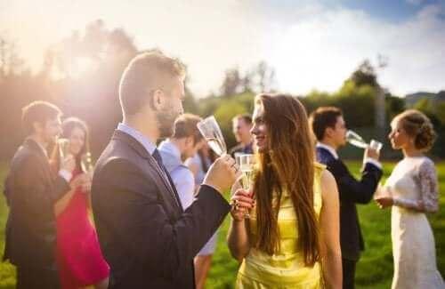 حفل الزفاف السريع