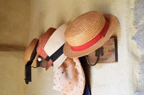 حمالة القبعات – اكتشف معنا كيفية صناعة حمالة قبعات مبتكرة في المنزل
