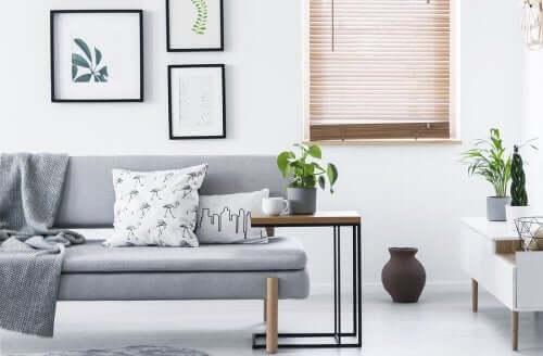 كيف تزين منزلك بديكور بسيط