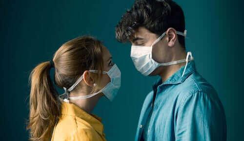 هل يمكن لعدوى فيروس كورونا المستجد الانتقال عبر الاتصال الجنسي؟