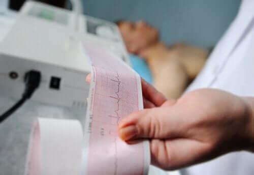مخطط كهربائية القلب أو (EKG): سبع خطوات لتفسيره