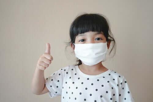المرونة النفسية المميزة للأطفال في مواجهة الوباء العالمي