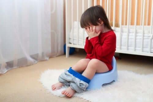 مسببات الغثيان والقيء في حالة الأطفال