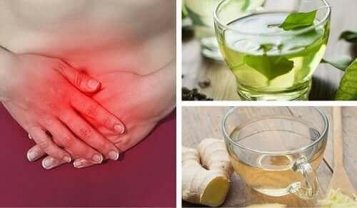 علاجات ألم البطن