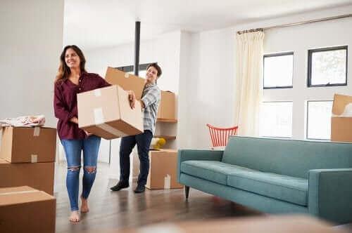 نصائح تساعدك عند الانتقال إلى منزل جديد