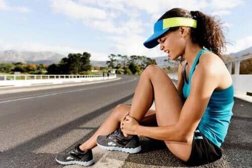 التمزق العضلي - الأعراض والعلاجات
