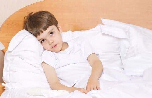 فقر الدم في حالة الأطفال