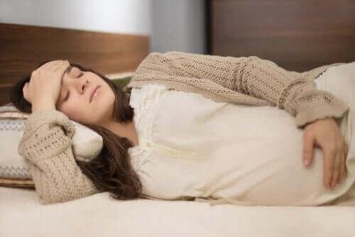 4 فوائد لتدليك ما قبل الولادة