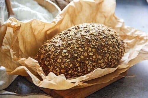 خبز صحي