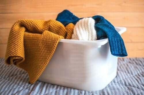 أفضل نصائح لغسل الملابس الصوفية