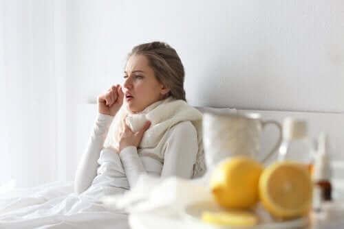 التغلب على نزلات البرد في المنزل بدون أدوية