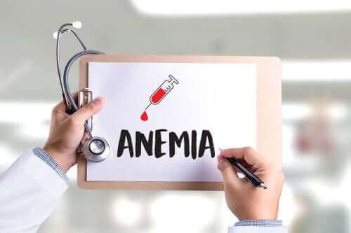 فقر الدم – 7 علامات تحذيرية تشير إلى إصابة طفلك بالأنيميا