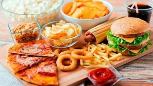 أطعمة معالجة و توازن الجلوكوز