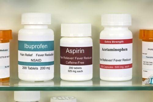 الأدوية المسكنة - خزانة أدوية