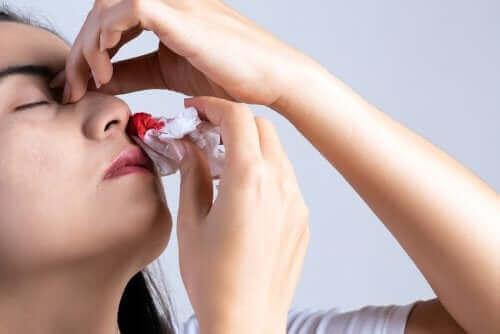 النزف الأنفي – اكتشف معنا 9 مسببات مختلفة للحالة