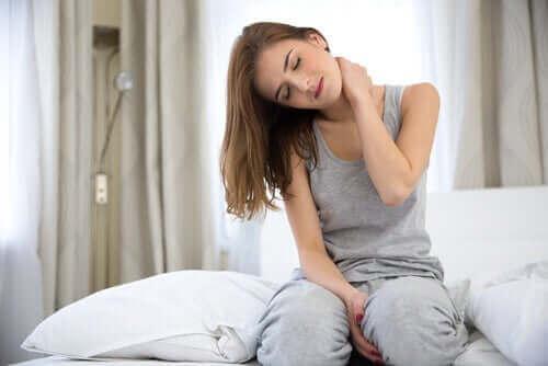 الألم الجسدي والقلق