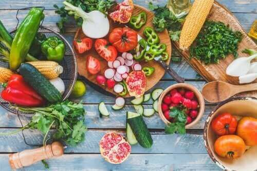 العادات الغذائية الصحية