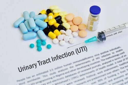 المضادات الحيوية لعلاج عدوى الجهاز البولي