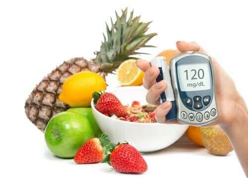 توازن نسب الإنسولين وجلوكوز الدم