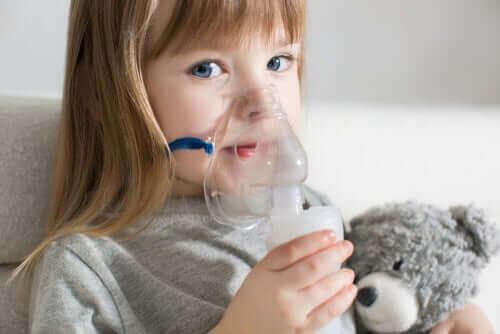 الربو في مرحلة الطفولة – المسببات والأعراض ووسائل التشخيص