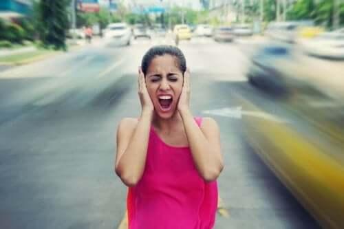 تأثير الضوضاء على المزاج