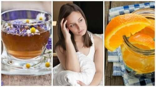 5 علاجات طبيعية لتهدئة الأعصاب والنوم بشكل جيد