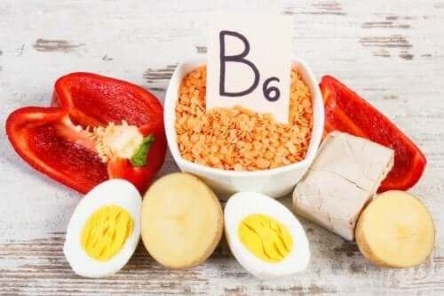 فيتامين ب6 – اكتشف معنا اليوم وظائفه وفوائده