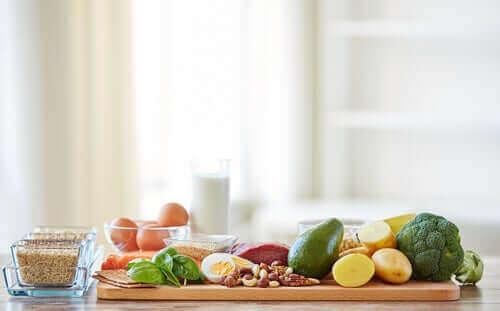 التغذية السليمة لمكافحة الأمراض المزمنة