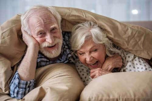 الجنسانية في العمر المتقدم - ما التغيرات التي تطرأ عليها؟