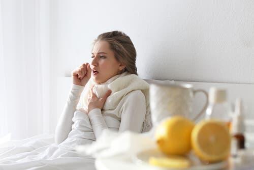 السعال المرتبط بنزلات البرد - أنواعه وكيفية علاجه