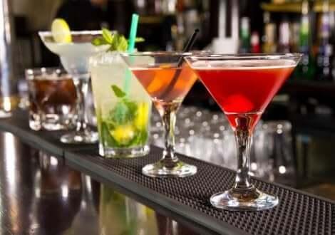 المشروبات الكحولية الهاضمة