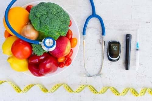 النظام الغذائي لمرضى السكر