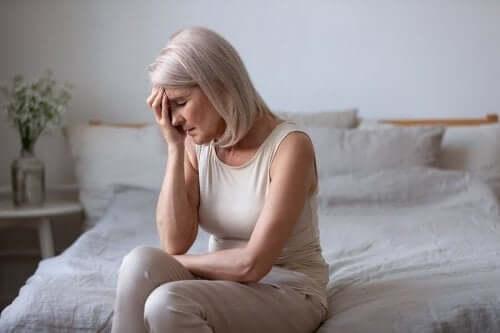 أعراض فترة ما قبل انقطاع الطمث