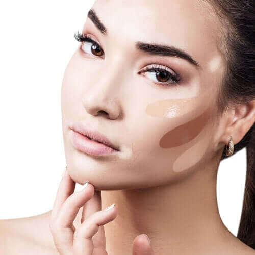 المكياج التصحيحي في طب الأمراض الجلدية