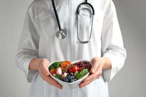 صحة القلب - كيفية الحفاظ عليها من خلال النظام الغذائي