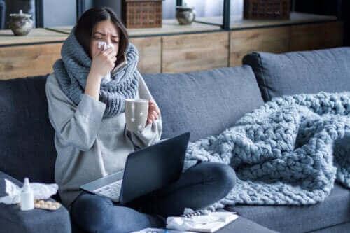 فيروس الإنفلونزا - لماذا ينتشر بشكل أكبر في فصل الشتاء؟