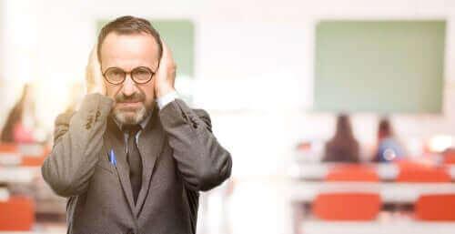 متلازمة ميسوفونيا – الحياة مع متلازمة حساسية الصوت الانتقائية