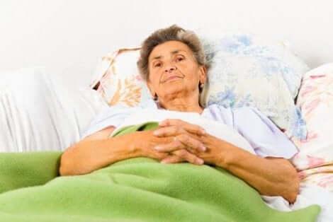 تغيرات أنماط النوم