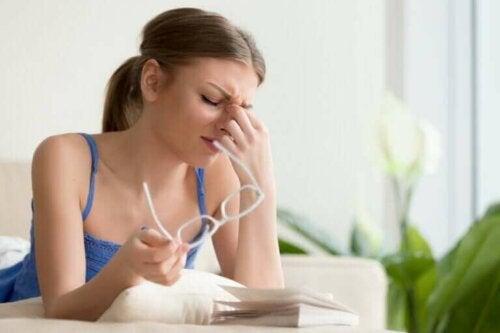 الصداع النصفي البصري: كيف يمكن أن يؤثر عليك؟