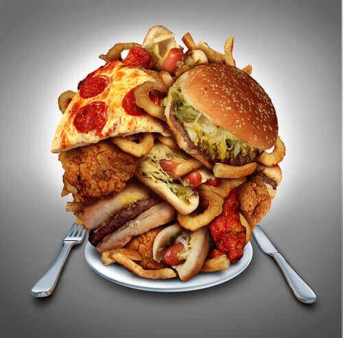 الأطعمة فائقة المعالجة تزيد من شيخوخة الخلايا