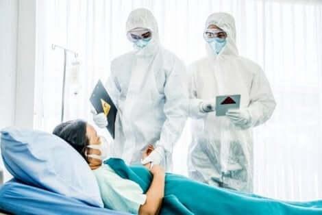 العاملين في مجال الرعاية الصحية