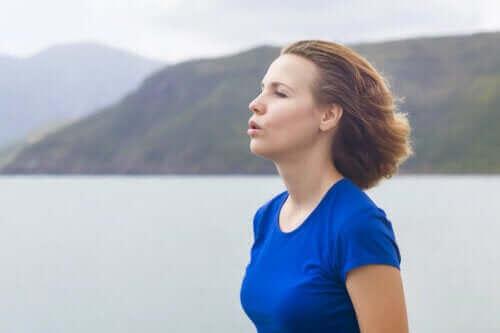 صعوبة التنفس أثناء ممارسة التمارين الرياضية