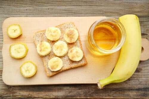 فوائد فاكهة الموز للرياضيين