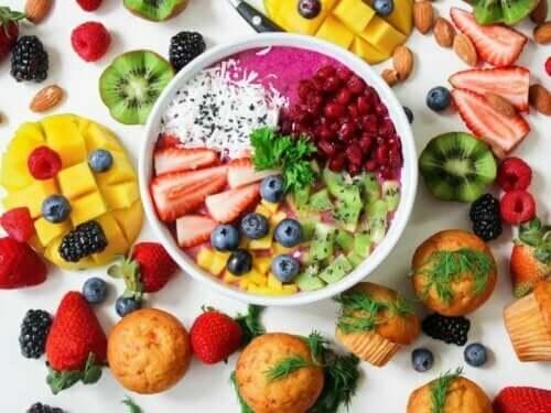 الفواكه و تغذية الأطفال