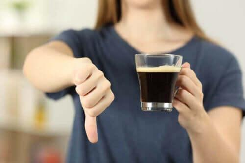شرب القهوة والنوبات القلبية